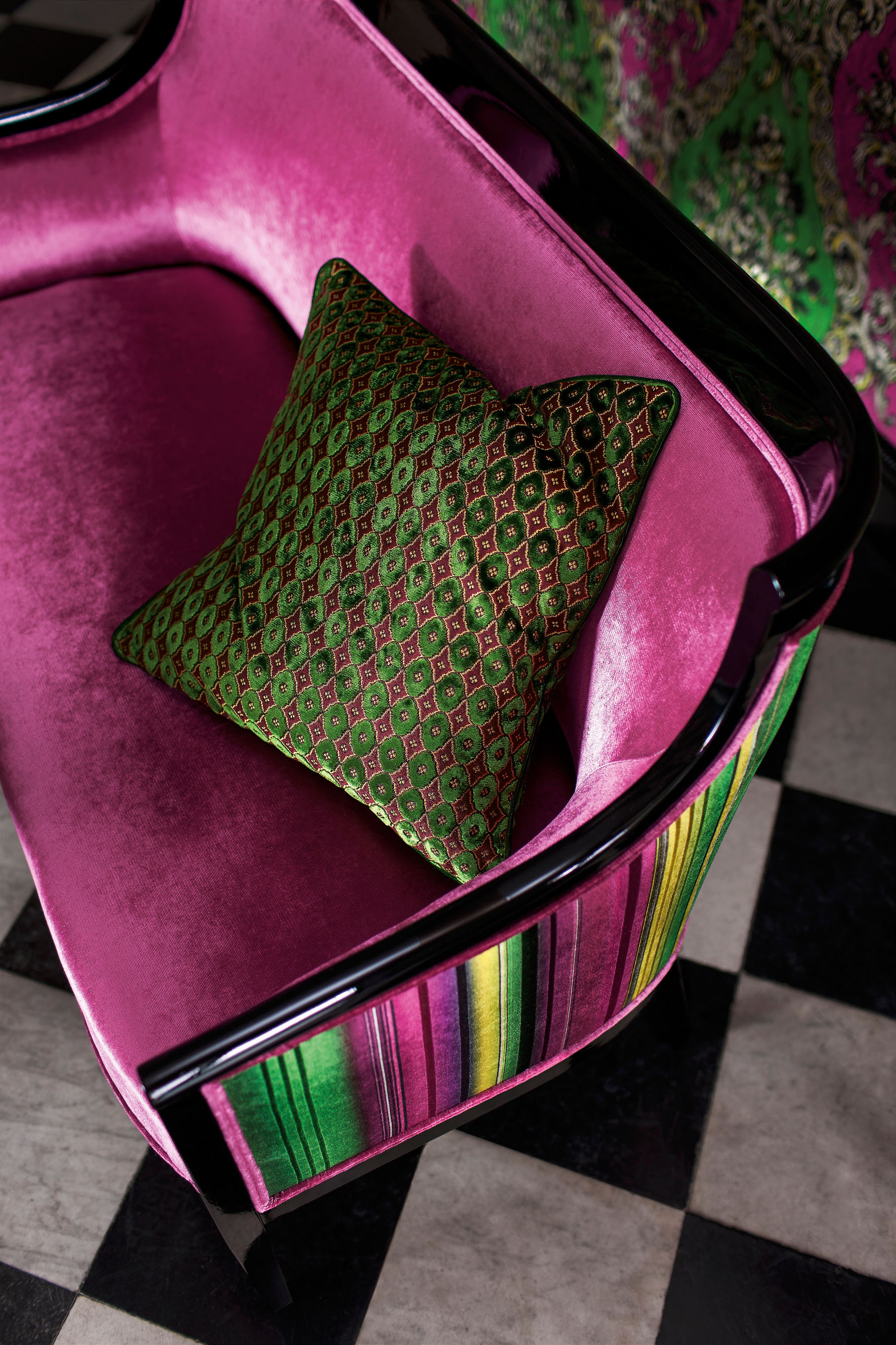 Upholstery fabric brissac 1 4137 030 jab anstoetz - Toile de mayenne rideaux ...