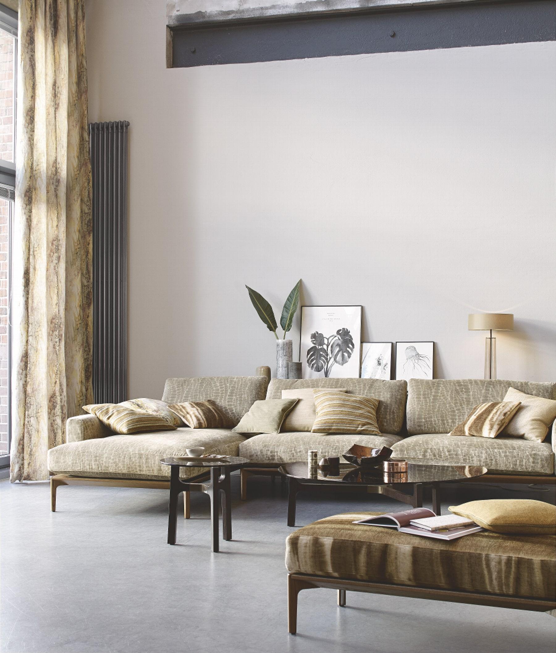 upholstery fabric groovy linen 1 5047 040 jab anstoetz. Black Bedroom Furniture Sets. Home Design Ideas